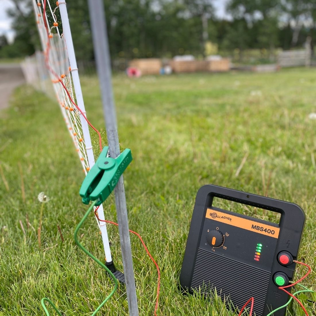 Gallagher MBS400 Fence Energizer